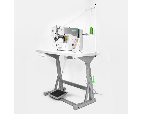 Закрепочная электронная швейная машина ZOJE ZJ1900DSS-3-04-V4-TP (комплект)