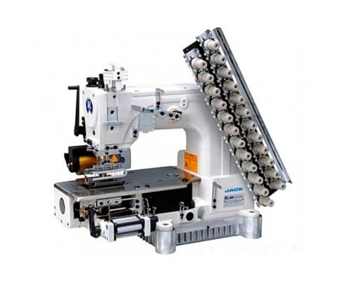 Промышленная швейная машина JACK JK-8009VCDI-12064P