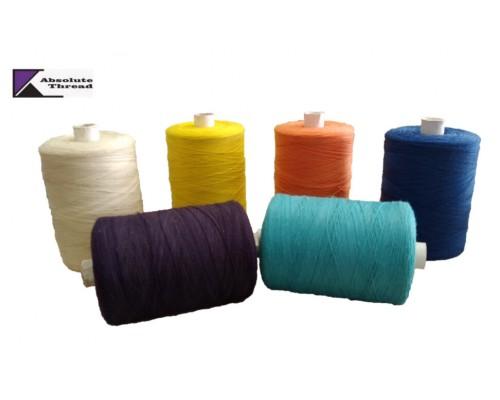 Нитки армированные 45 ЛЛ, 2500 м, Absolute Thread, цветные