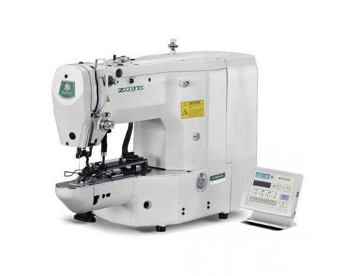 Автоматизированная закрепочная машина ZOJE ZJ1900DSS-0604-3-P-J-TP/04