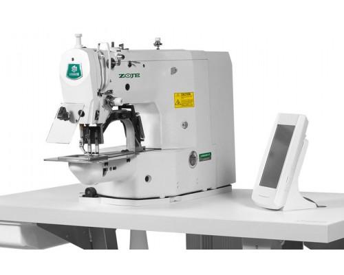 Закрепочная машина ZOJE ZJ1900DSS-0604P-J-TP-C/04